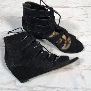 Sam Edelman wedge sandals. Size 6